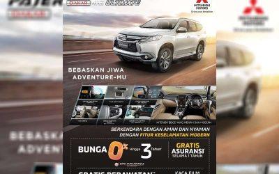 Promo Maret 2021 Mitsubishi Medan